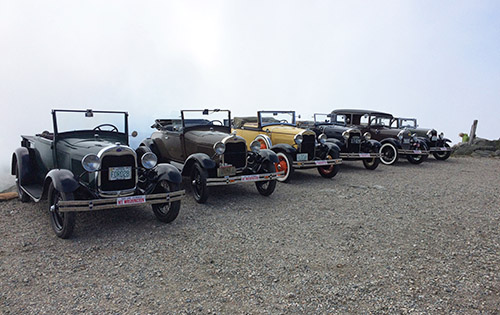 Group Tours and Car Clubs